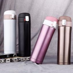 17/12OZ Stainless Steel Mug Thermos Vacuum Insulated Travel