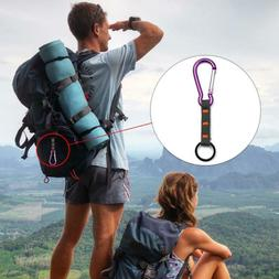 1PC Outdoor Sports Equipment Multifunctional Key Chain Carab