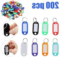 200 Key ID Labels Tags For Home Motel Company Facility with