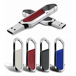 2tb 128gb metal key chain usb 2