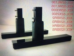 #3H COMPATIBLE SONY TV BASE STAND LEGS  KDL-52XBR2 KDL-52XBR