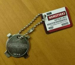 Craftsman 4 in 1 Slotted Screwdriver Keychain 9-4160