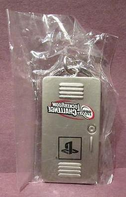 Sony PlayStation 989 Sports Locker Room Challenge Key Chain!
