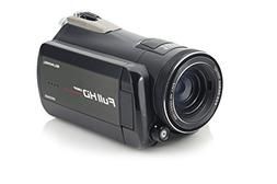 "Bell+Howell DNV24HD-BK Night Vision Camcorder 3"" Touchscreen"