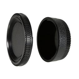 For Nikon Rear Lens Cap Dust Safety Cover F6 F5 D100 D200 D300 D40 F4 F3 F2 D70