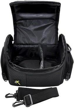 Digital Deluxe Camera Carrying Bag Case For Canon EOS Rebel