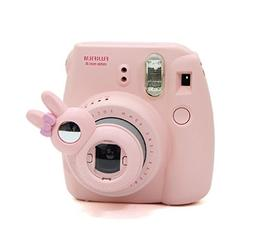 -- CAIUL Rabbit Style Instax Close Up Lens with Self-portra