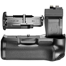 Neewer BG-E8 Replacement Battery Grip for Canon EOS 550D 600