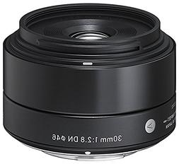 Sigma 30mm F2.8 DN Lens for Sony E-mount Cameras
