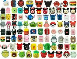 AirPods Silicone Case Cute 3D Cartoon Protective Cover For A