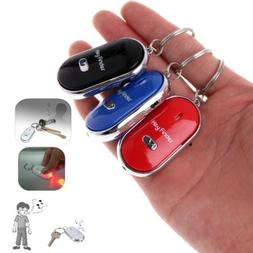 Anti Lost Keys Finder Keys Chain Whistle Locator Find With A