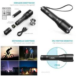 Anker Bolder LC90 LED Flashlight, IP65 Water-Resistant, Zoom