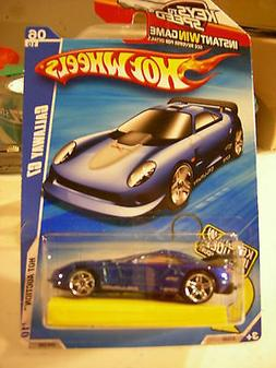 Hot Wheels Callaway C7 Hot Auction w/Bone Shaker Keychain, B