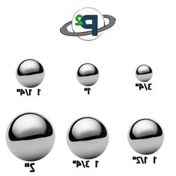 Chrome Steel Ball Bearing Craft Heavy Weights for Crafting,