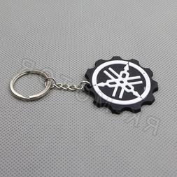 Cool Motorcycle Rubber Keyring Keychain Key Chain Key ring F