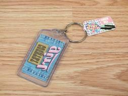 Country Girl Jeans Collectible Novelty Key Chain With Tag **