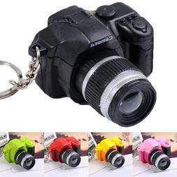 Cute Mini Toy Camera Unisex Creative With Flash Light Sound