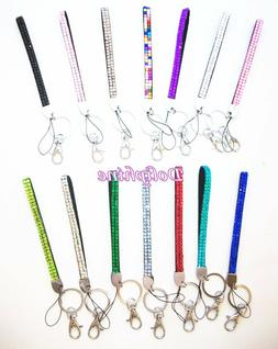 discount sale rhinestone bling key chain key