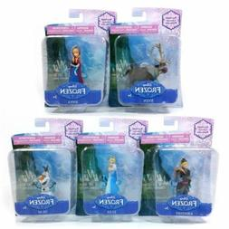 "Disney Frozen 3"" Figurines Key Chain- Choose your favorite"