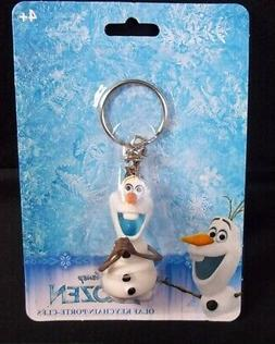 Disney Frozen figural pvc key chain Olaf