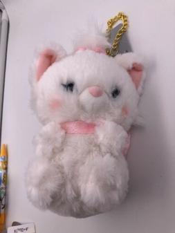 Disney Store Japan: Winter Soft Fluffy Plush With Chain: Mar