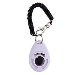 Dog Clicker - 1pc Pet Trainer Dog Training Clicker Adjustabl