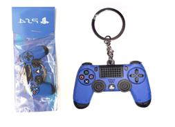 Sony-dual PlayStation family mark DUALSHOCK  4 Rubber Key Ch