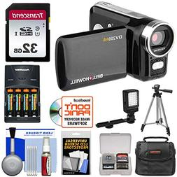 Bell & Howell DV200HD HD Video Camera Camcorder with Built-i