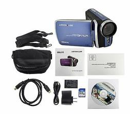 Bell & Howell DV30HD 1080p HD Video Camera Camcorder