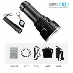 IMALENT DX80 LED 32000lm Flashlight w/ Built in Batteries an