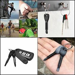 EDC Outdoor Portable Keychain Screwdrivers - Key screwdriver