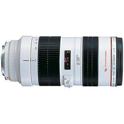 EF 70-200mm f/2.8L USM Telephoto Zoom Lens