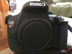 Canon EOS Rebel T5 Digital SLR Camera Kit with EF-S 18-55mm