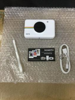 Genuine Polaroid Snap Instant Print Digital Camera White
