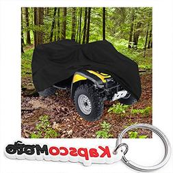 "HEAVY DUTY WATERPROOF ATV COVER FITS UP TO 99"" LENGTH SUPERI"