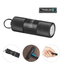 OLIGHT I1R EOS 130 Lumens Micro-USB Rechargeable LED EDC Key