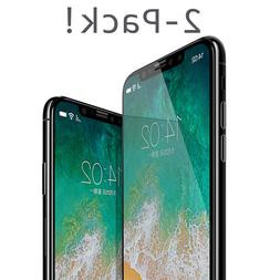 iPhone X / 10 /7 Premium Tempered Glass HD Screen Protector