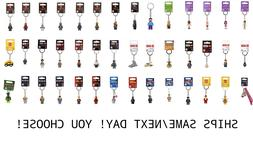 *IN HAND* NEW Lego Minifigure Keychains YOU CHOOSE star wars