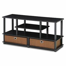FURINNO Furinno JAYA Large TV Stand for up to 50-Inch TV wit