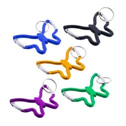Paracord Planet Key Chain Key Clip Bottle Openers Durable Al