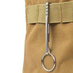 Key Chain Outdoor Equipment Carabiner Camping Buckle Portabl