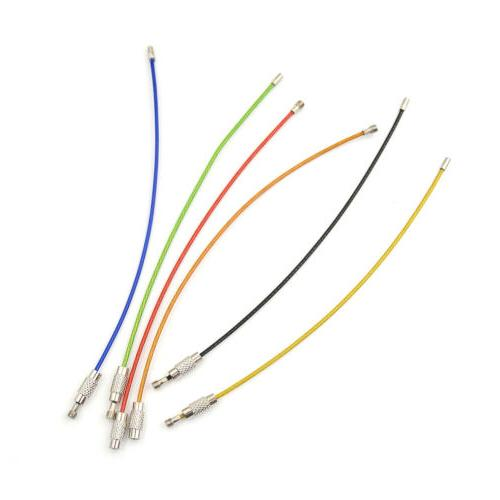 10PCS Cable Wire Ring new