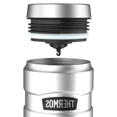 Thermos 16oz Vacuum Insulated Stainless Steel Pair