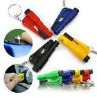 3 in 1 Car Escape Tool Emergency Safety Hammer Keychain Whis