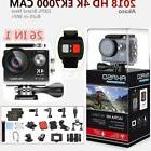 4K ULTRA HD VIDEO CAMERA WIFI 12MP WiFi WATERPROOF CAM AKASO