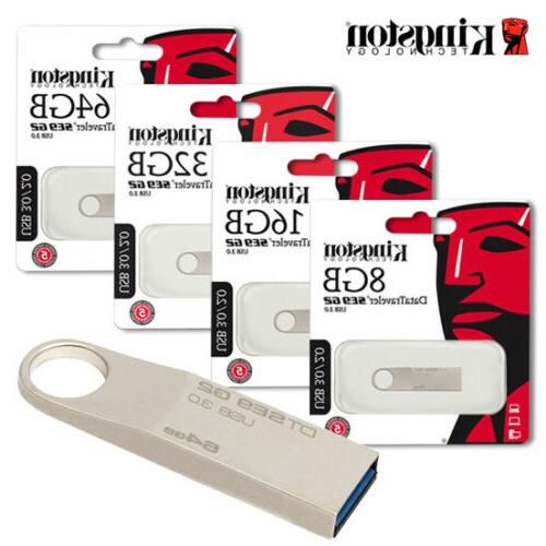 Kingston 8GB 16GB 32GB 64GB Data Traveler DTSE9 G2 USB 3.0 U