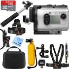 Sony FDR-X3000 4K Wi-Fi GPS Action Camera w/ Optical SteadyS