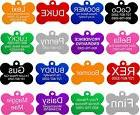 Providence Engraving Pet ID Tags | 8 Shapes & Colors to Choo