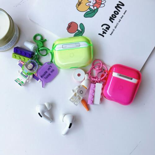 For AirPods Pro Cute 3D Story Cover