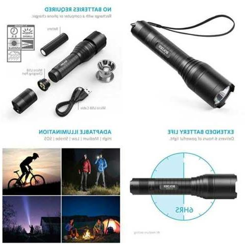 bolder lc90 flashlight